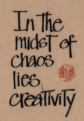 Chaos and Creativity