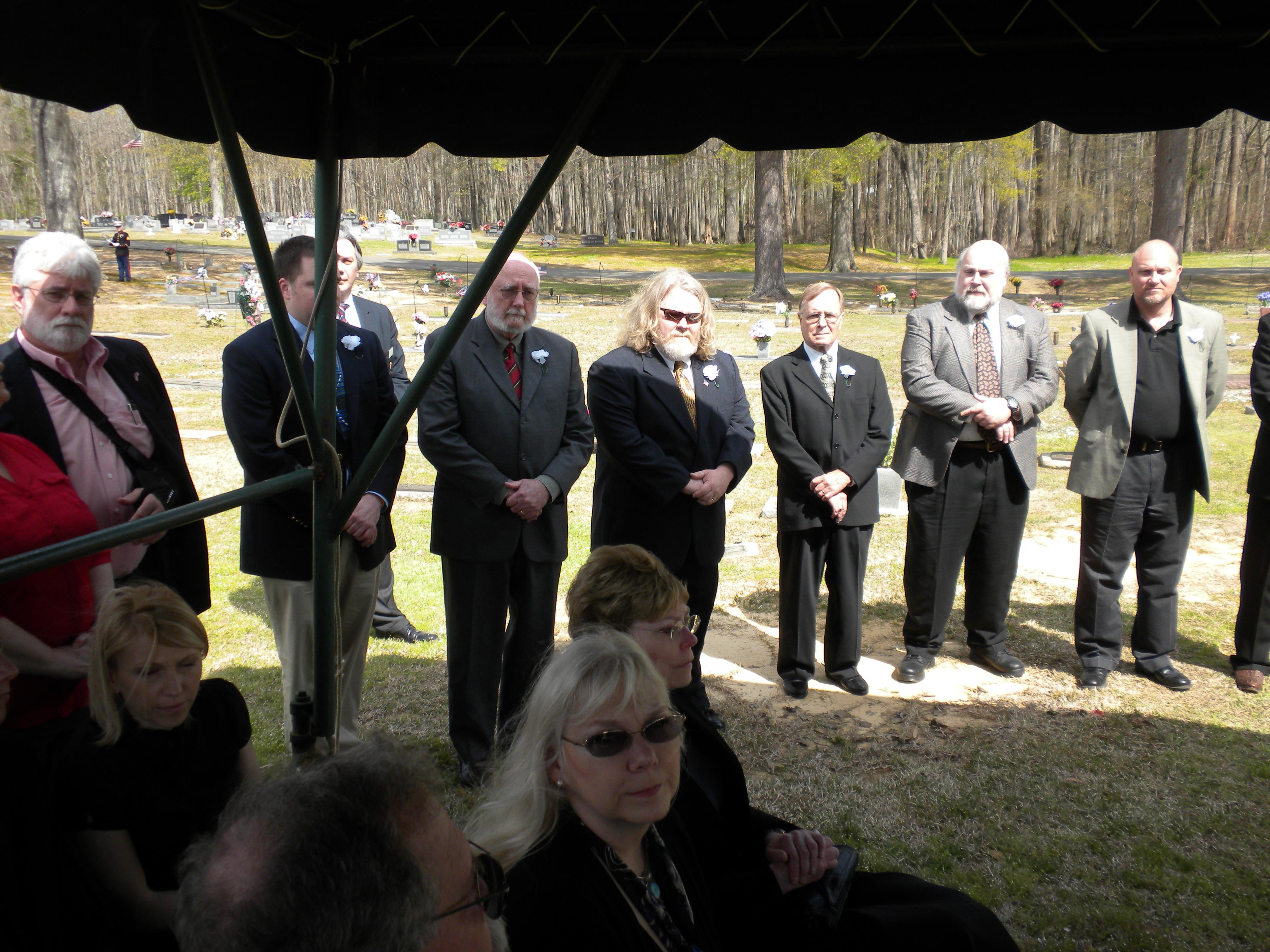 In Memory of Colonel Dean S  Hartley, Jr  (USMC Retired)