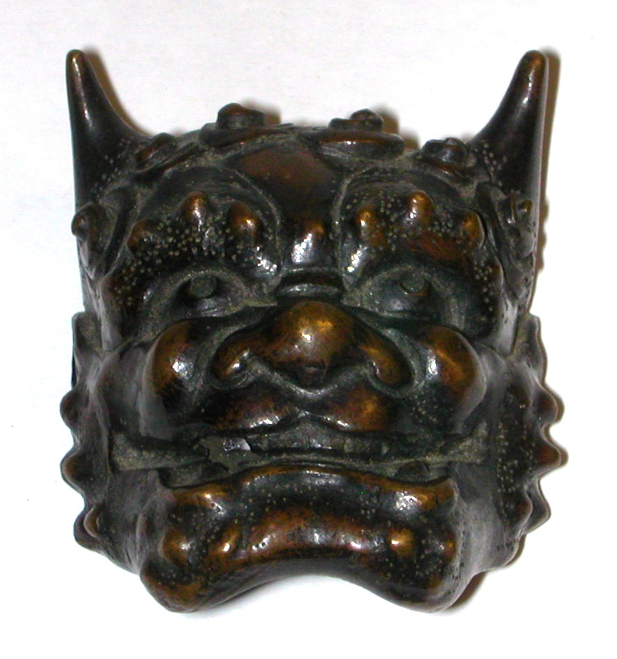 Col hartley s collection gallery asian carvings metal